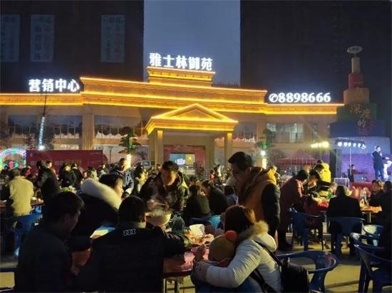无火锅不新年,全民浓情火锅宴,品尝家乡的年味!