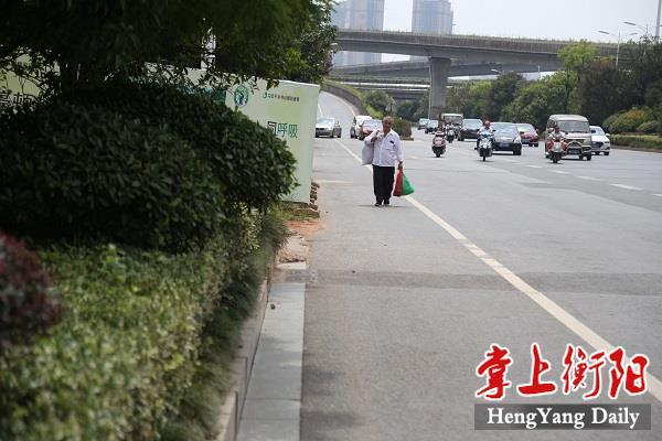 衡州大道将再建8个公交车站,位置分别在……
