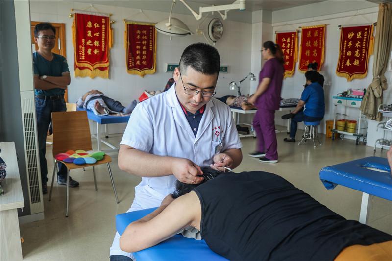 市中医医院入列国家级重点建设单位