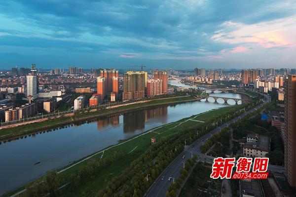 衡阳一季度固定资产预计增长14.5% 实现平稳开局